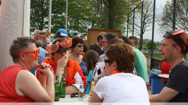 Koninginnedag (maandag 30 april 2012)
